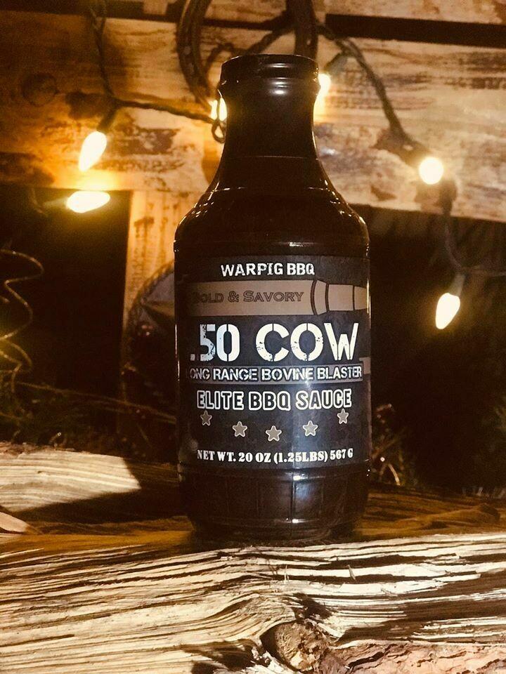 .50 Cow:  Long Range Bovine Blaster