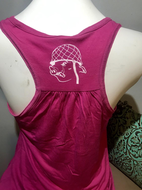 Ladies FUBAR Pink Tank