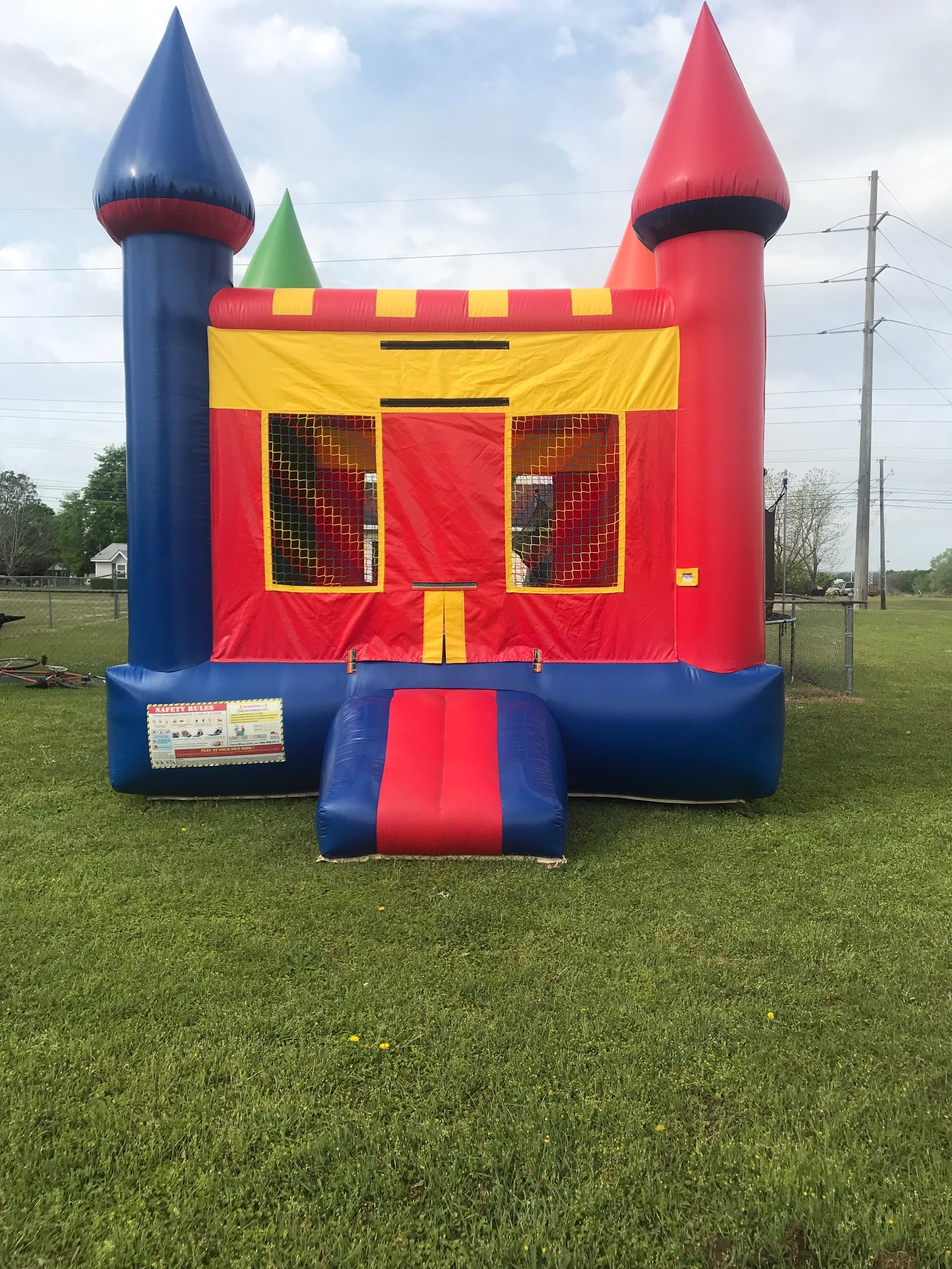 Castle Bouncer 00006