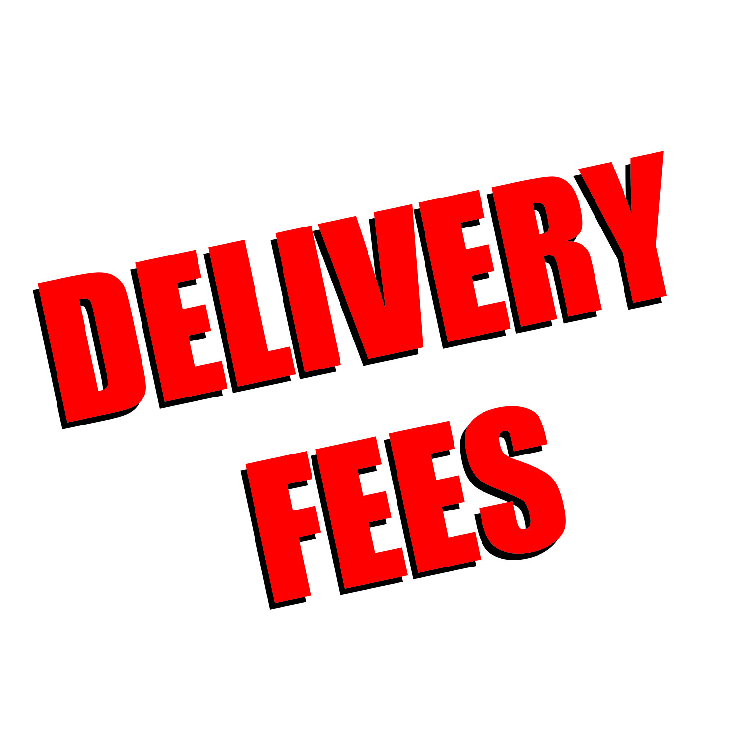 Delivery Fees 00005