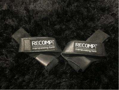 Recomp Leather Lifting Straps