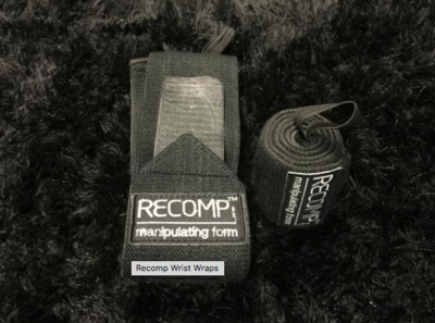 Recomp Wrist Wraps