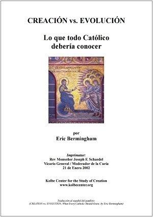 Creation vs  Evolution (Spanish version) - E-Book (PDF)