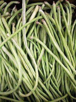 Fèves françaises vertes bio 3/4 lb
