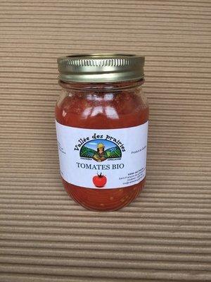 Tomates en conserve bio 500 ml