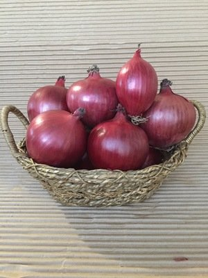 Oignon rouge bio 2 lbs