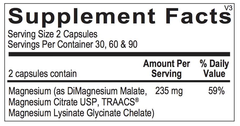 MG Malate - Magnesium
