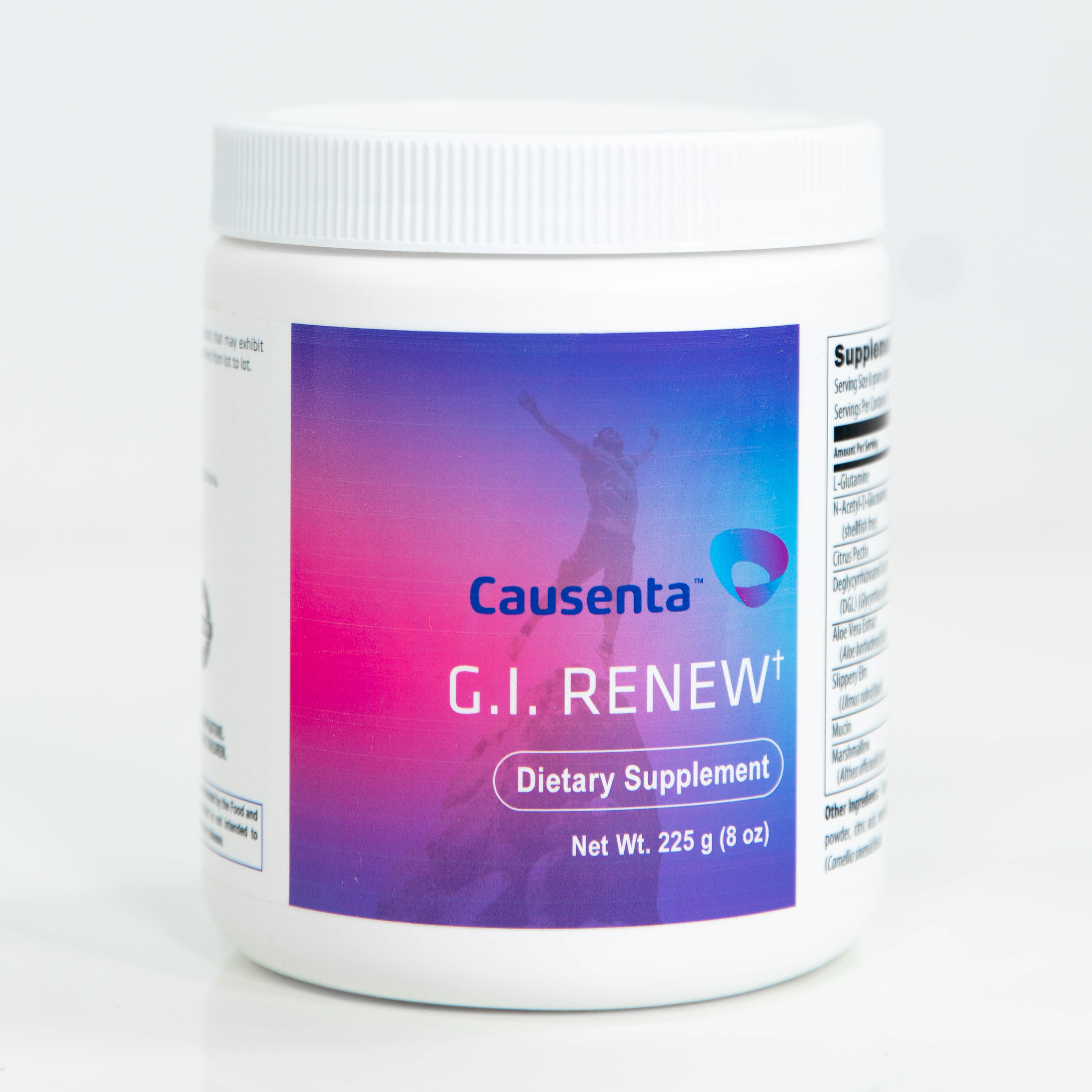 GI Renew - L-Glutamine, N-Acetly-D-Glucosamine and Citrus Pectin e78b0398c634