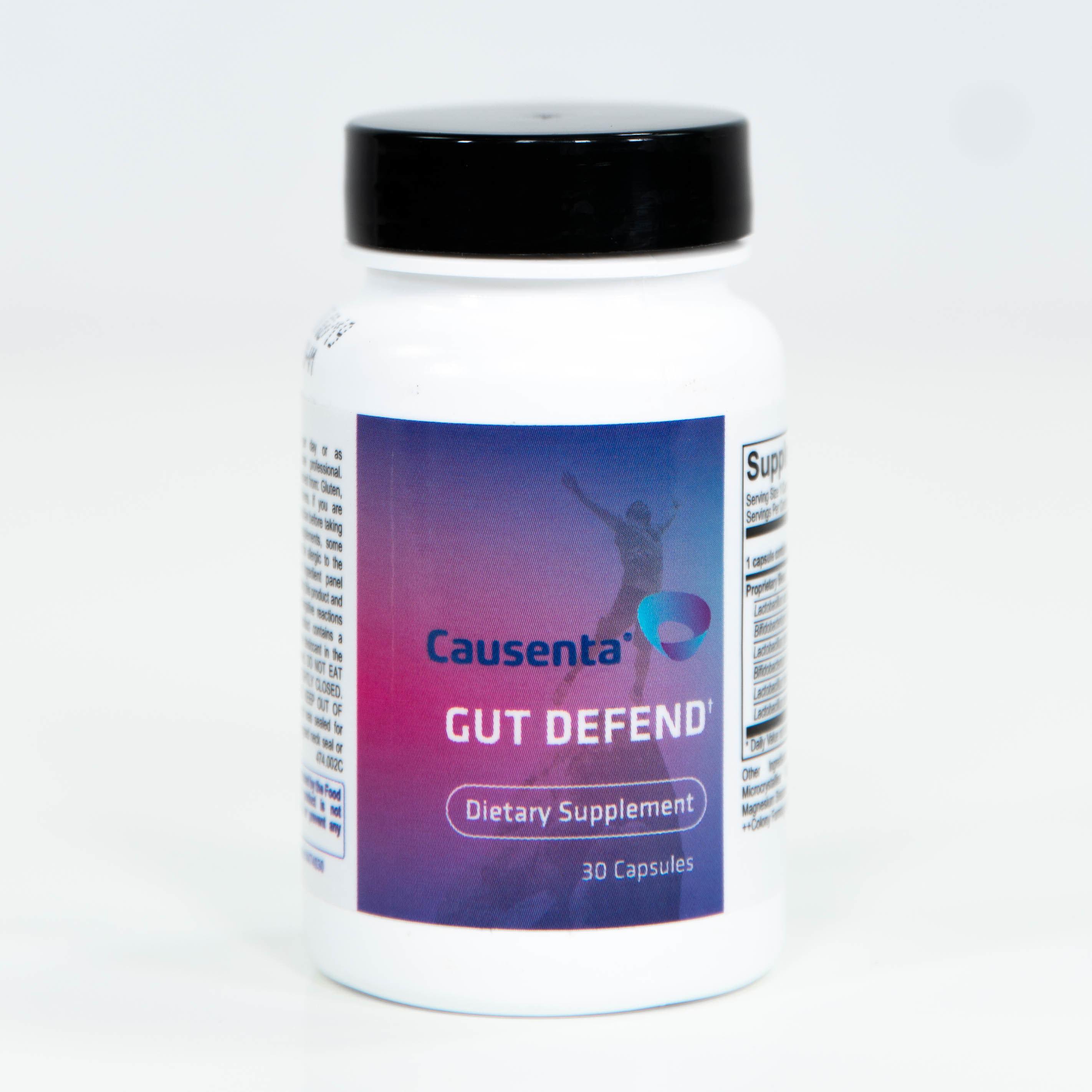 Gut Defend - Probiotic 00006