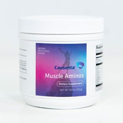 Muscle Aminos -BCAAs