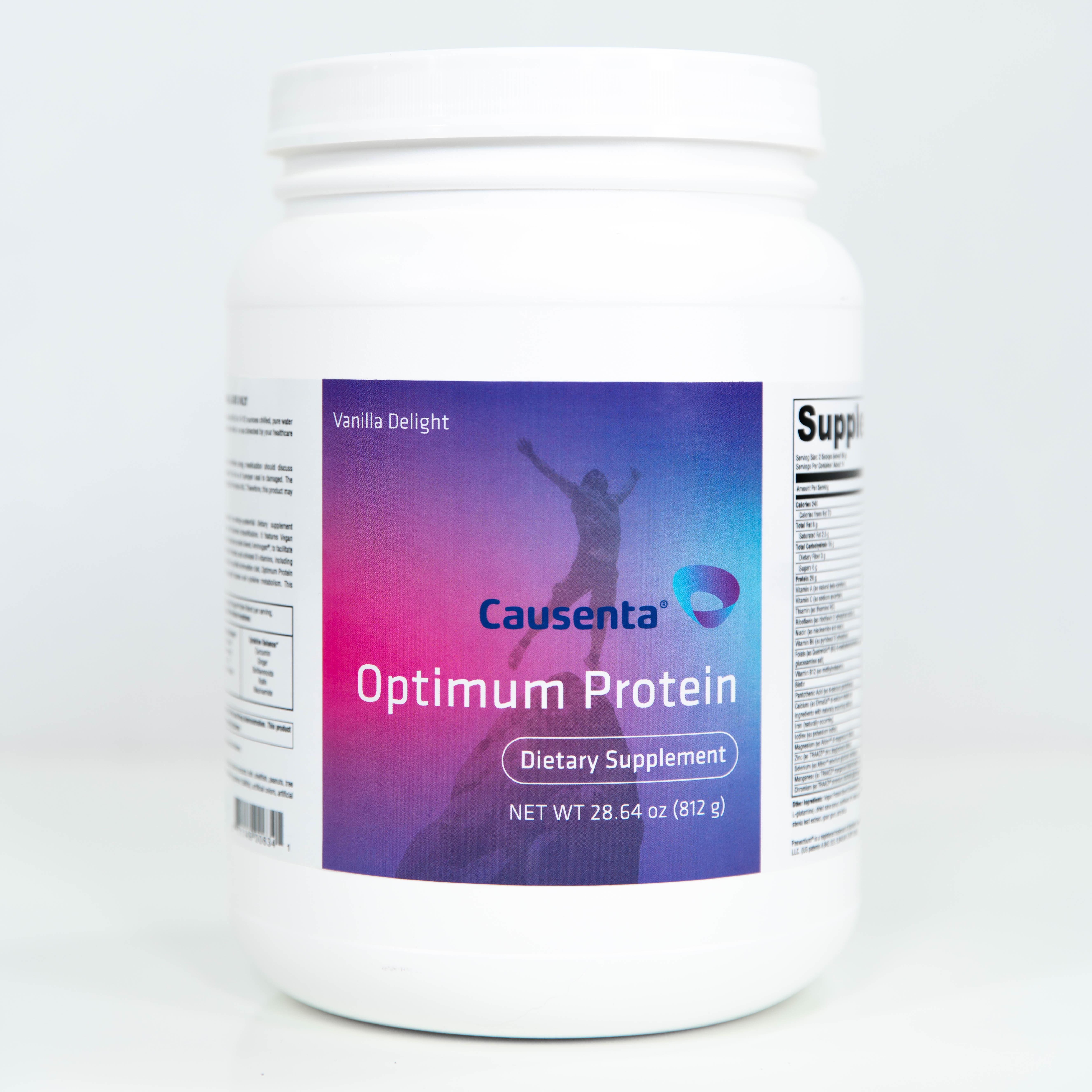 Optimum Protein -Vegan Protein 62f5ff640fe9