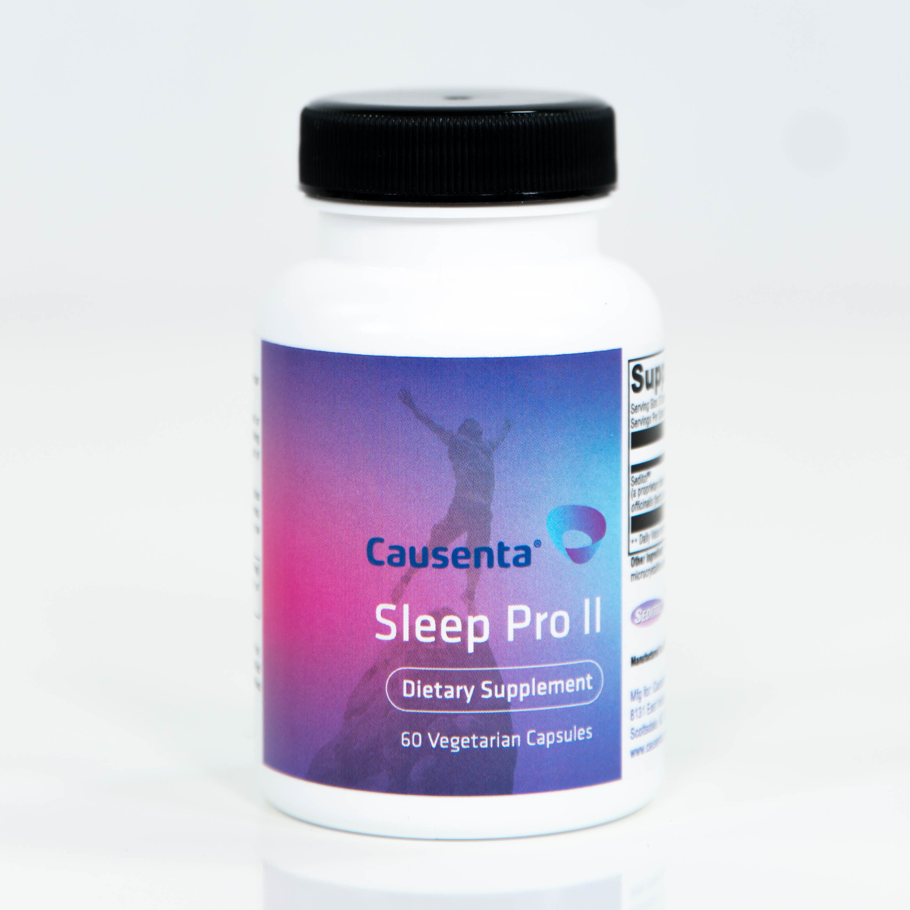 Sleep Pro II -Valerian Root and L-Theanine a5d069f3dad7