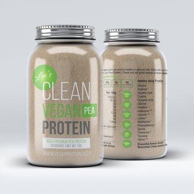 1 Kg Pea Protein Powder Isolate 00002