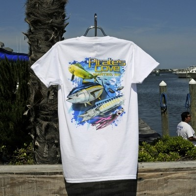 Game Fish Short Sleeve T-Shirt