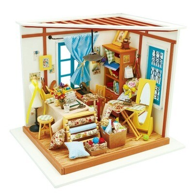 Robotime DIY House Miniature Lisa's Tailor DG101