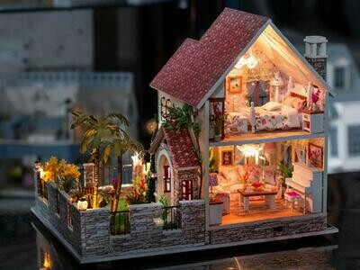 Roombox K013 Love House