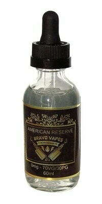 Golden Label  - AMERICAN RESERVE   60ml
