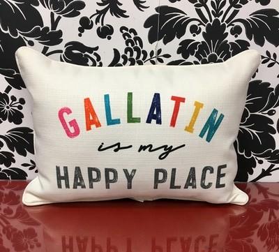 Gallatin Pillow