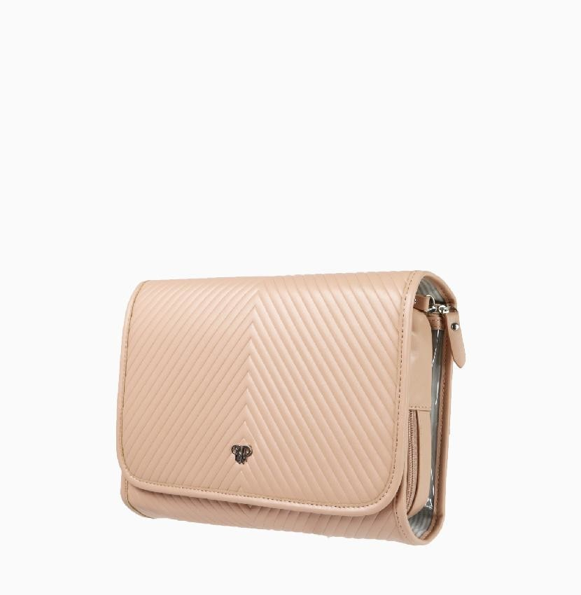 Getaway Toiletry Case-Pale Pink