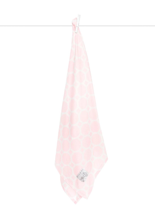 Airie Promenade Pink Swaddle Blanket