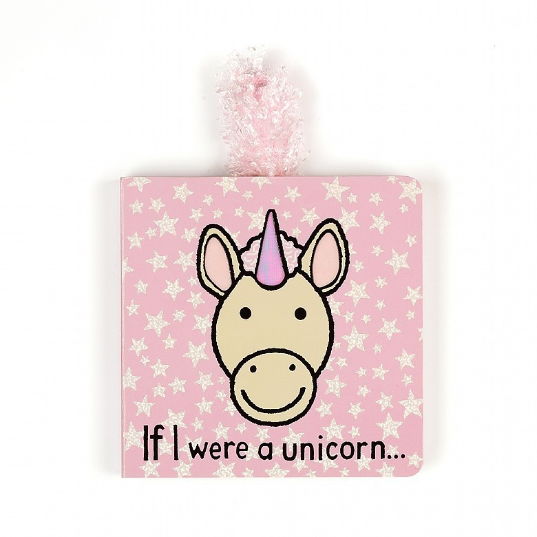 """If I Were A Unicorn"" Book"