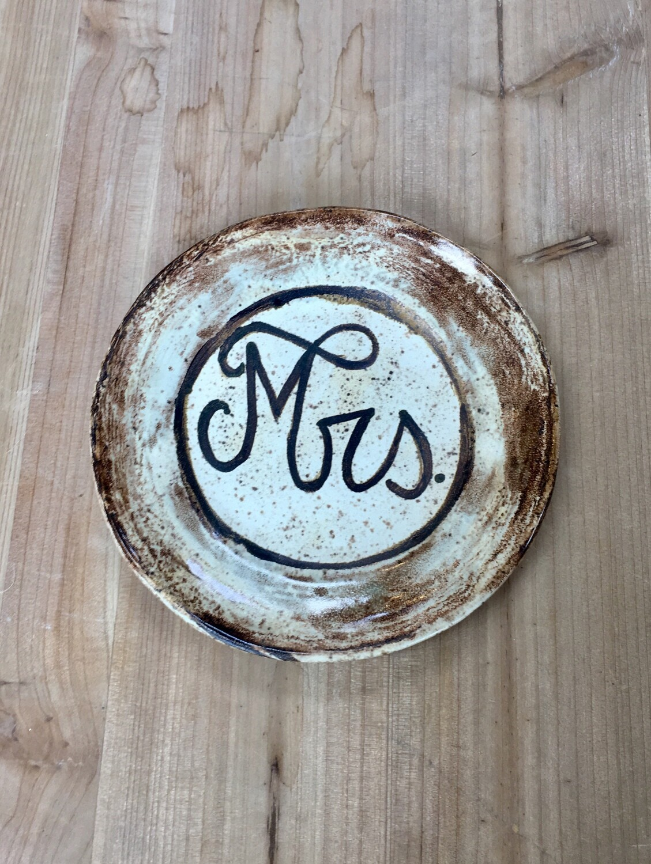 Mrs. Plate