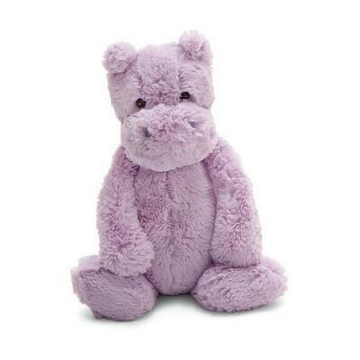 Bashful Lilac Hippo
