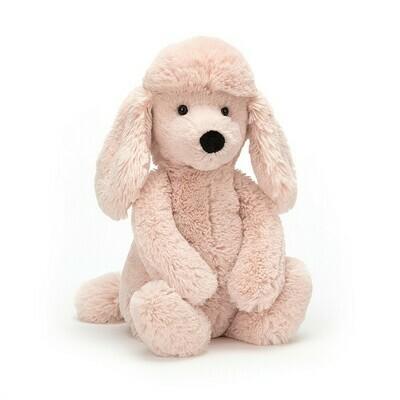 Bashful Poodle