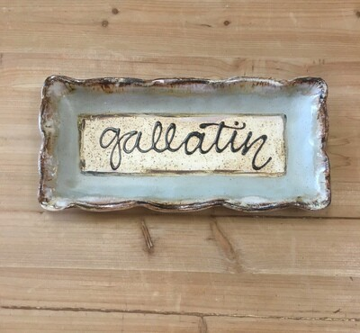 Gallatin Tray