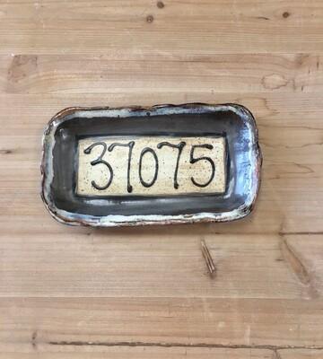 Gray 37075 Tray