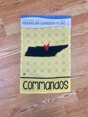 Hendersonville High School Garden Flag