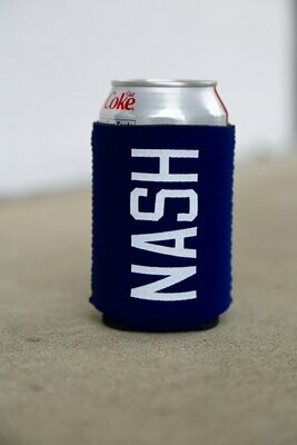 NASH Koozie-Navy