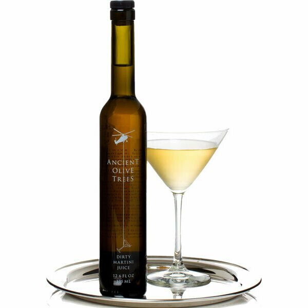 Ancient Olive Tree Dirty Martini Juice