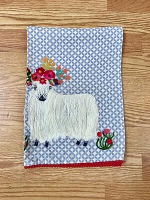 Wonder Sheep Tea Towel