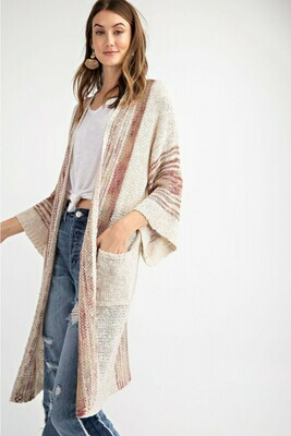 Wide Sleeve Hobo Sweater