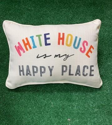 White House Pillow