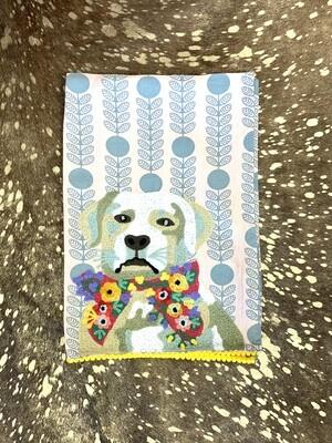 Labrador Retriever Tea Towel