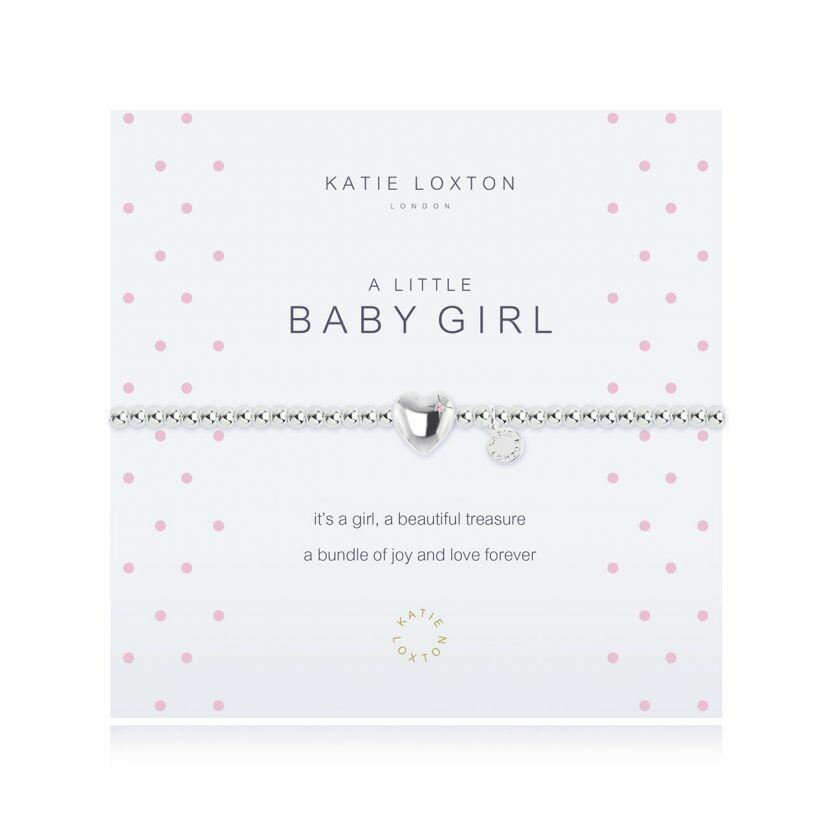 a little Baby Girl bracelet