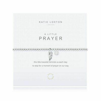 a little Prayer bracelet