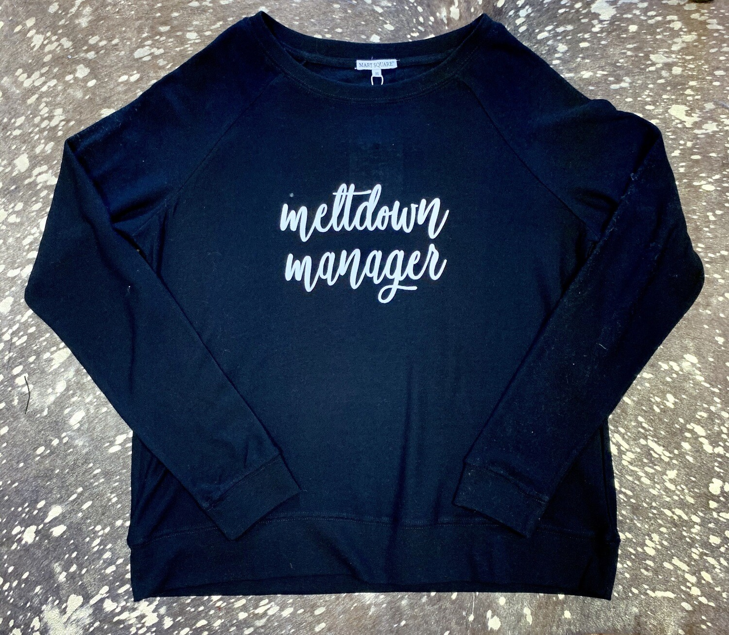 Meltdown Manager Sweatshirt