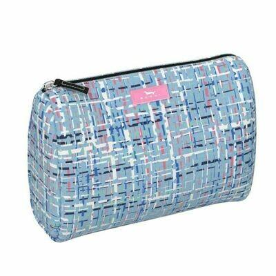 Need for Tweed Packin' Heat Makeup Bag