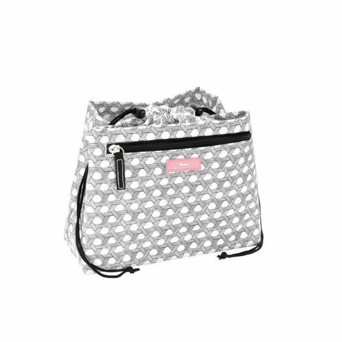 Basket Case Glam Squad Makeup Bag