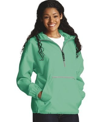 Mint Pack N Go Pullover