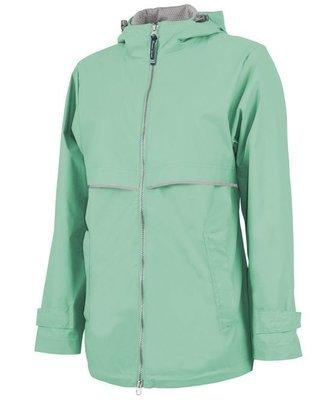 Mint Women's New Englander Rain Jacket