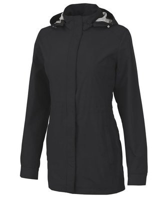 Black Women's Logan Jacket