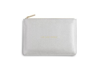 Katie Loxton Live, Love, Sparkle Perfect Pouch