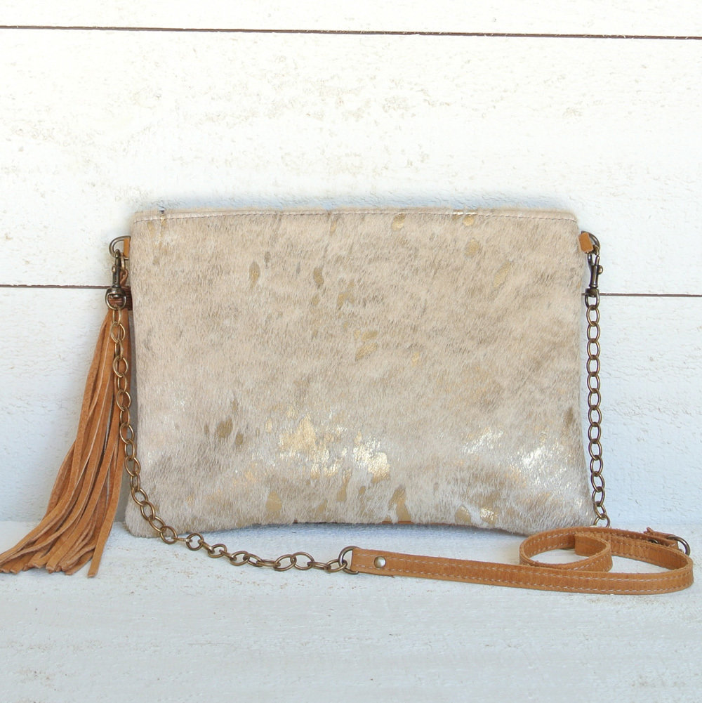 Envelope Crossbody Acid Wash