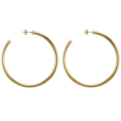 Shiny Gold Everybody's Favorite Hoops