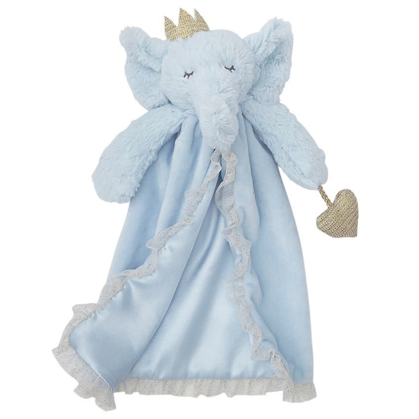 Blue Elephant Lovie
