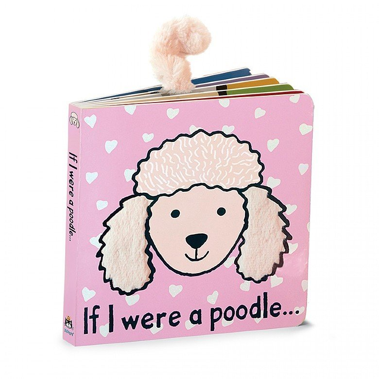 """If I Were A Poodle"" Book"